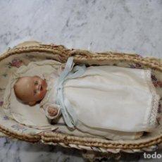 Muñeca española clasica: PEQUEÑO MUÑECO AÑOS 30-40. Lote 134075718