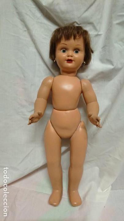 Muñeca española clasica: ANTIGUA MUÑECA CARTÓN PIEDRA MARICELA DE SANTIAGO MOLINA - Foto 12 - 134785098