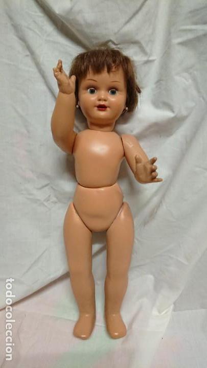 Muñeca española clasica: ANTIGUA MUÑECA CARTÓN PIEDRA MARICELA DE SANTIAGO MOLINA - Foto 18 - 134785098
