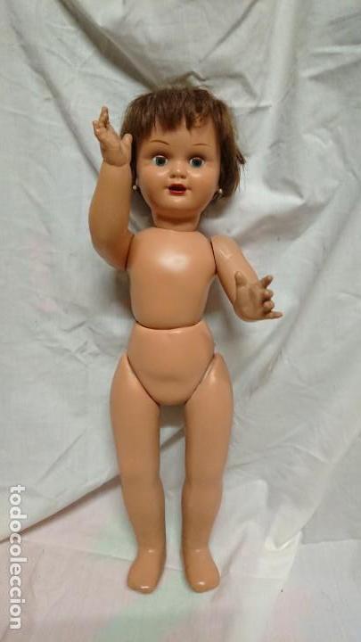 Muñeca española clasica: ANTIGUA MUÑECA CARTÓN PIEDRA MARICELA DE SANTIAGO MOLINA - Foto 19 - 134785098