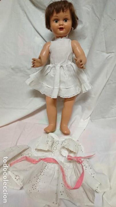 Muñeca española clasica: ANTIGUA MUÑECA CARTÓN PIEDRA MARICELA DE SANTIAGO MOLINA - Foto 20 - 134785098