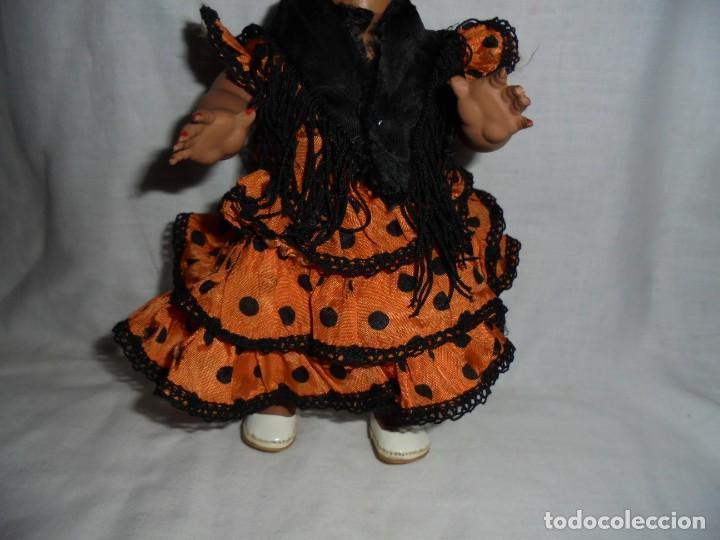 Muñeca española clasica: LINDA PIRULA FLAMENCA - Foto 3 - 134868322