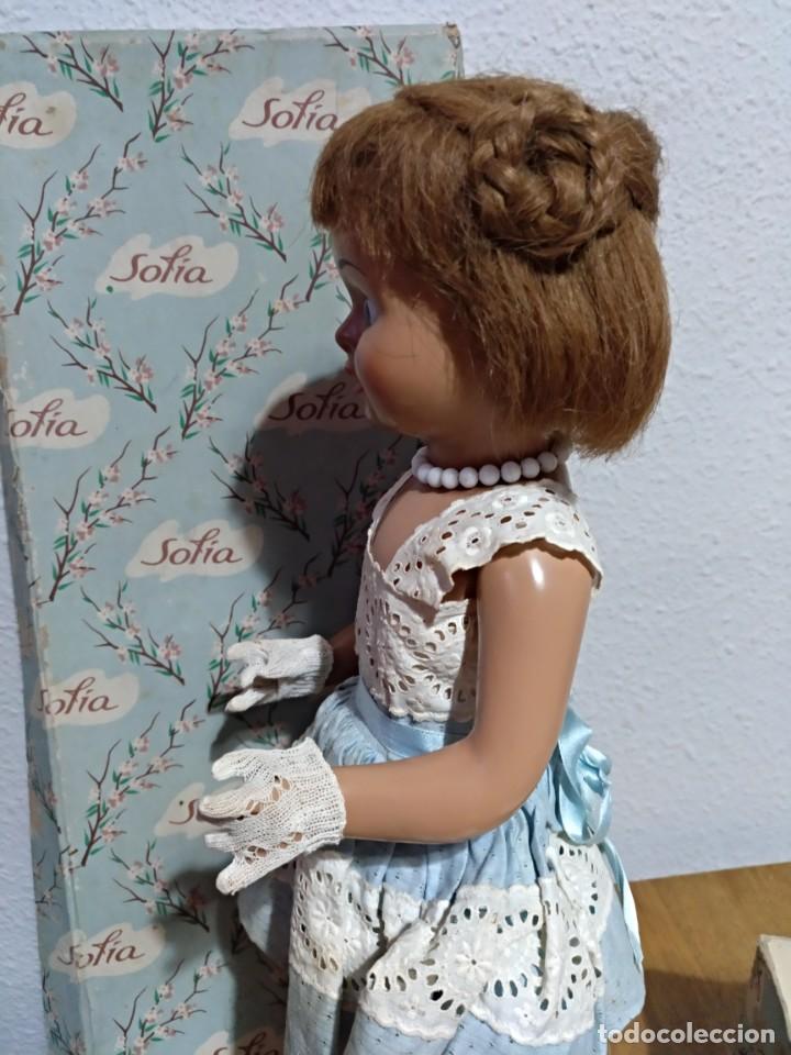 Muñeca española clasica: Muñeca Sofía Famosa años 50 - Foto 5 - 135353958