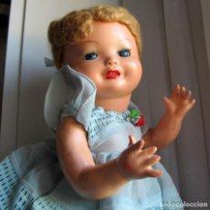 Muñeca española clasica: ANTIGUA Y PRECIOSA MUÑECA DE SANTIAGO MOLINA, DE LAS LLAMADAS PRE-FAMOSA QUE DIÓ ORIGEN A CUCA. Lote 137570134