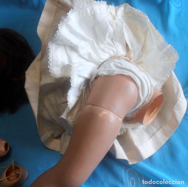 Muñeca española clasica: MUÑECA PIERINA , 62 CM DE ALTO - Foto 12 - 138684606