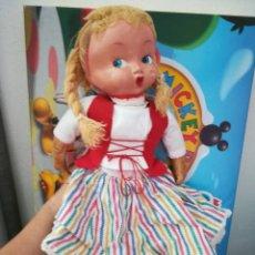 Muñeca española clasica: MUÑECA ANTIGUA. AÑOS 50?. Lote 140545142