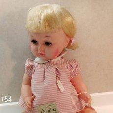 Muñeca española clasica: MUÑECA PELUSINA DE FLORIDO. Lote 108984939