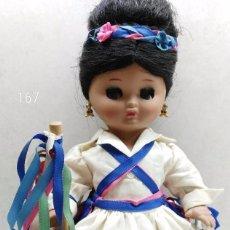 Muñeca española clasica: LINDA PIRULA CON CAJA. Lote 103883219