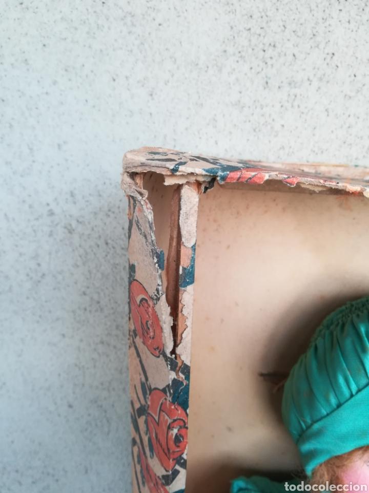 Muñeca española clasica: Antigua Muñeca marca Florido andadora 80 cms de altura ojos fijos de cristal - Madrid - Original - Foto 43 - 143282918