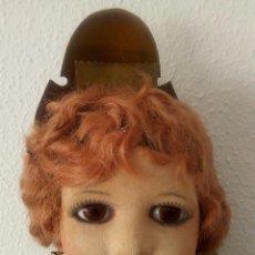 Muñeca española clasica: ESPECTACULAR MUÑECA FALLERA - FABRICADA EN ESPAÑA - ESTILO PAGÉS. Lote 144166050