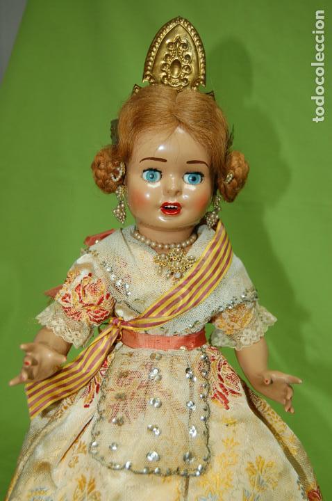 Muñeca española clasica: viviana valenciana de industrias leb - Foto 3 - 144263738