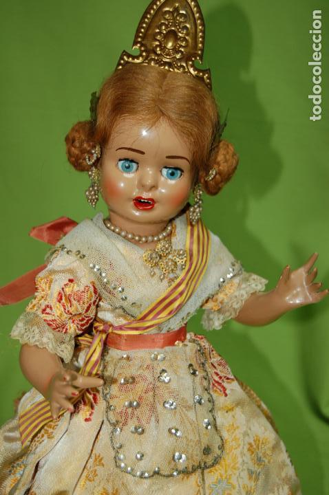 Muñeca española clasica: viviana valenciana de industrias leb - Foto 5 - 144263738