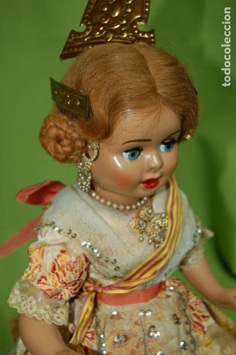 Muñeca española clasica: viviana valenciana de industrias leb - Foto 6 - 144263738