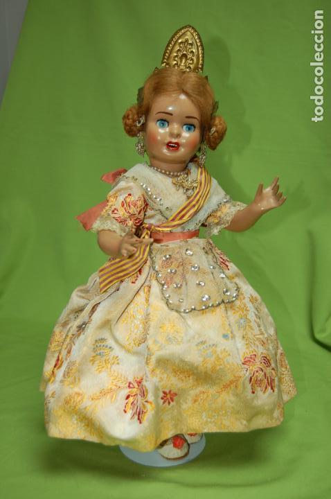 Muñeca española clasica: viviana valenciana de industrias leb - Foto 8 - 144263738
