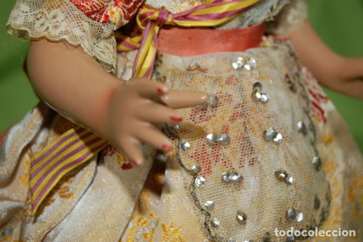 Muñeca española clasica: viviana valenciana de industrias leb - Foto 9 - 144263738
