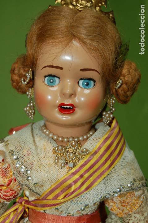Muñeca española clasica: viviana valenciana de industrias leb - Foto 16 - 144263738