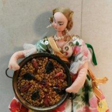 Muñeca española clasica: DOS MUÑECAS LAYNA VALENCIANAS. Lote 112600291