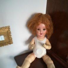 Muñeca española clasica: MUÑECA MUY ANTIGUA. Lote 137862070