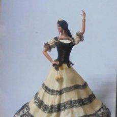 Muñeca española clasica: MUÑECA MARIN. PICONERA. CON TODOS LOS DETALLES. TRAJE, MADROÑERA. 45 CM ALTO. CON PIE. VER FOTOS. Lote 146501102