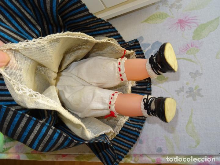 Muñeca española clasica: ANTIGUA MUÑECA TERESIN MARCA DURÁ VESTIDA CON EL TRAJE TÍPICO DE BALEARES - Foto 7 - 147031282