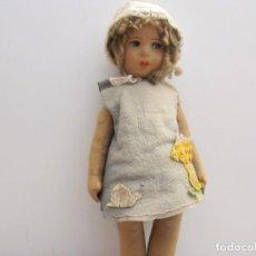 Muñeca española clasica: MUÑECA ESTILO LENCI ANTIGUA. Lote 147365818