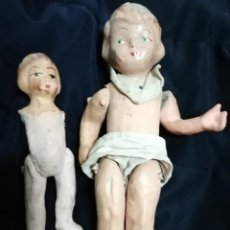 Muñeca española clasica: PEPONAS CARTÓN PARA RESTAURAR O PIEZAS. Lote 194103287