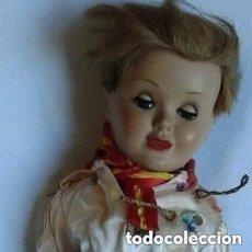 Muñeca española clasica: CHELITOS. FRANCISCO JOSÉ,EL NOVIO DE SISSI,AÑOS 50. Lote 147965426