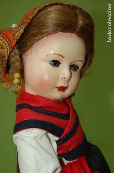 Muñeca española clasica: muñeca española desconocida pages? - Foto 4 - 148151866