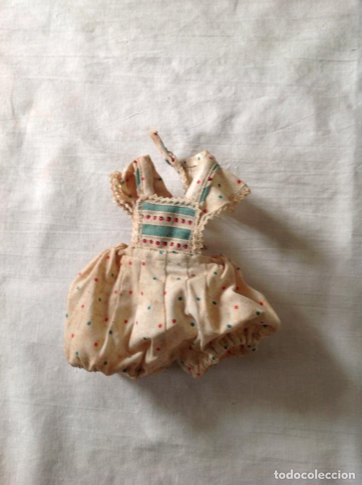 Muñeca española clasica: Preciosa pareja de muñecas Cerámica años 40/50 con traje original de epoca - Foto 6 - 148166266