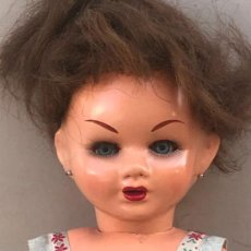 Muñeca española clasica: PRECIOSA MUÑECA LILY? HERMANA DE GISELA? DIANA, ISIDRO RICO? , AÑOS 50. Lote 148300830