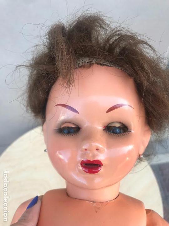 Muñeca española clasica: Preciosa muñeca Lily? Hermana de Gisela? Diana, Isidro Rico? , años 50 - Foto 6 - 148300830
