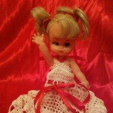 Muñeca española clasica: MUÑECA ANTIGUA IMPECABLE. Lote 148503021