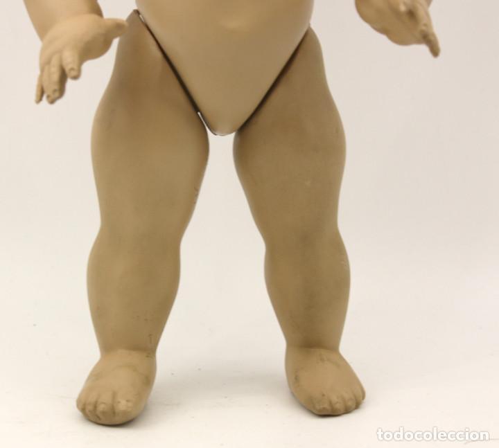 Muñeca española clasica: LINDA PIRULA MORENA - AÑOS 50 - 26cm alto - BUEN ESTADO - MUÑECAS DE ALBA - TODA DE ORIGEN - Foto 21 - 246929440
