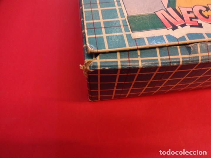 Muñeca española clasica: NECESER de VIAJE para tu muñeca. Juguete GRAIN. Barcelona. Original años 1960s. 21 x 15 ctms. - Foto 4 - 149202598