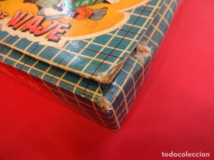 Muñeca española clasica: NECESER de VIAJE para tu muñeca. Juguete GRAIN. Barcelona. Original años 1960s. 21 x 15 ctms. - Foto 5 - 149202598