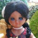 Muñeca española clasica: MUÑECA LINDA PIRULA PRECIOSA OJOS AZULES FLIRTY. Lote 149299597