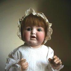 Muñeca española clasica: BEBE DE BADALONA MARCADO B/00 PERFECTO SIN RESTAURACIONES. Lote 149653434