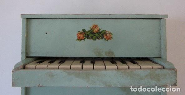 Muñeca española clasica: PIANO DE MADERA PARA MUÑECA - Foto 3 - 150337506