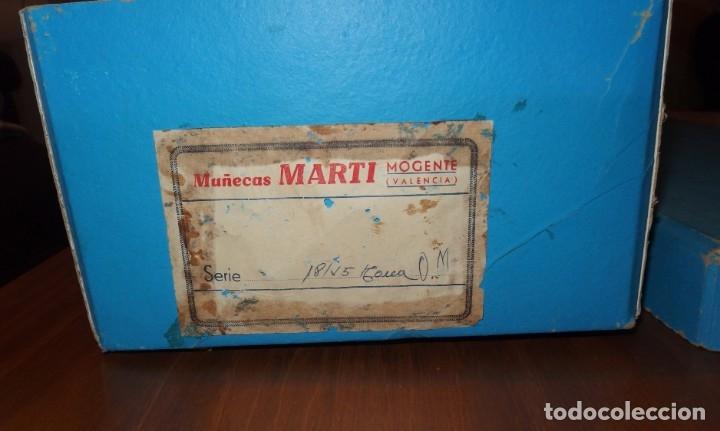 Muñeca española clasica: MUÑECO MANOLÍN,DE MUÑECAS MARTÍ,CARTÓN,CAJA ORIGINAL,AÑOS 40 - Foto 9 - 151581214