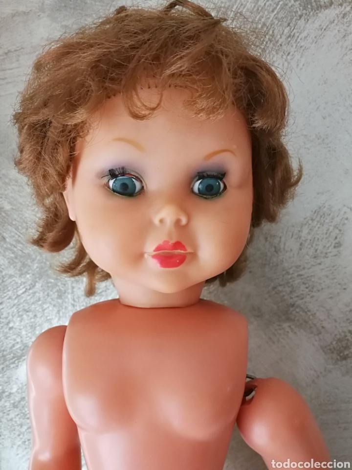 ANTIGUA MUÑECA GAMA SERIE DELTA JEANETTE (Spielzeug - Andere klassische spanische Puppen)