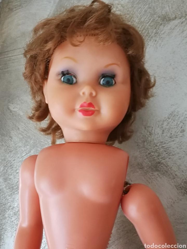 Klassische spanische Puppen: ANTIGUA MUÑECA GAMA SERIE DELTA JEANETTE - Foto 3 - 151601033