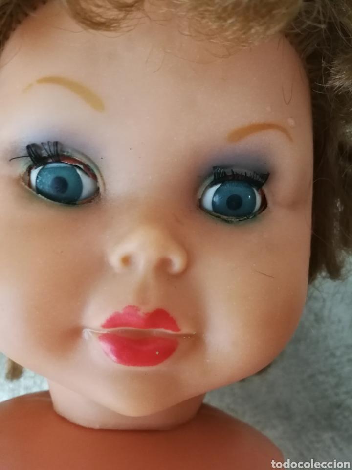 Klassische spanische Puppen: ANTIGUA MUÑECA GAMA SERIE DELTA JEANETTE - Foto 4 - 151601033