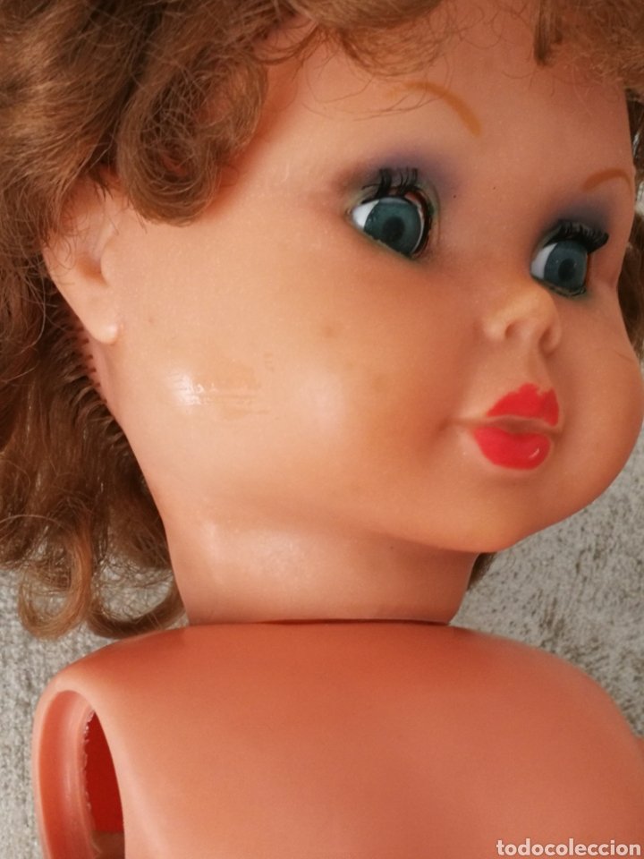 Klassische spanische Puppen: ANTIGUA MUÑECA GAMA SERIE DELTA JEANETTE - Foto 8 - 151601033