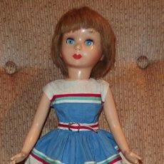 Muñeca española clasica: SONIA DE GALERÍAS PRECIADOS,CARTÓN,AL DUCO,AÑOS 50. Lote 151622206