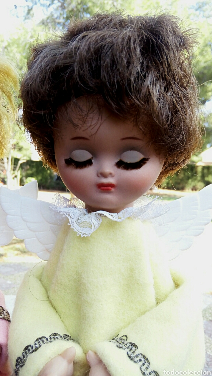 Muñeca española clasica: Muñecas Linda pirula. Angeles. - Foto 4 - 152165976