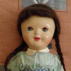 Muñeca española clasica: PALOMITA DE MADRID,CINTURA ARTICULADA,AÑOS 40. Lote 152882622