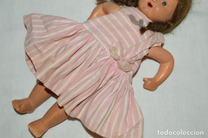 Muñeca española clasica: ANTIGUA Y VINTAGE - MUÑECA DE LA CASA PSE - FABRICADA EN CELULOIDE - AÑOS 50 / 60 - ENVÍO 24H - Foto 3 - 152957538