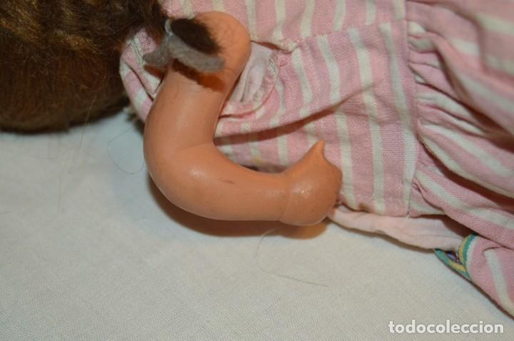 Muñeca española clasica: ANTIGUA Y VINTAGE - MUÑECA DE LA CASA PSE - FABRICADA EN CELULOIDE - AÑOS 50 / 60 - ENVÍO 24H - Foto 7 - 152957538