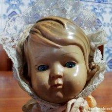 Muñeca española clasica: BEBE. AÑOS 50!!! CON 28 CM.. Lote 154345286