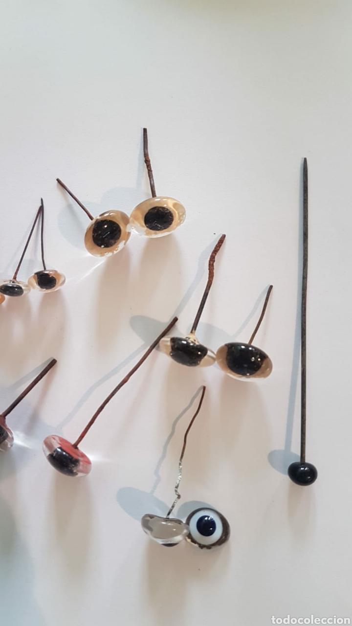 Muñeca española clasica: Recambios de ojos muñecas - Foto 4 - 154470516